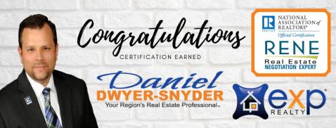 RENE Certified Daniel Dwyer-Snyder
